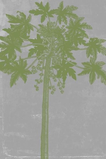 Chromatic Palms IX-Jennifer Goldberger-Art Print
