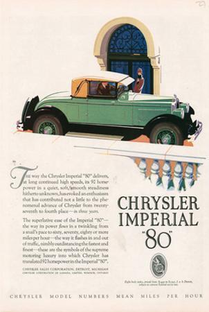 Chrylser Imperial 80