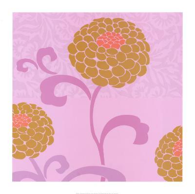Chrysanthemums II-Max Carter-Art Print