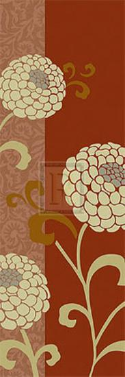 Chrysanthemums V-Max Carter-Art Print