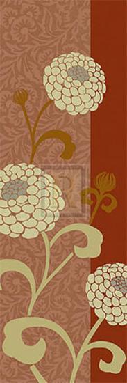 Chrysanthemums VI-Max Carter-Art Print
