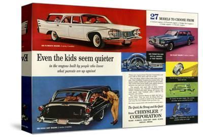 Chrysler 27 Models to Choose…
