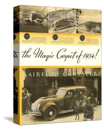 Chrysler Airflow- Magic Carpet