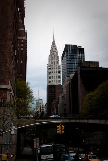 Chrysler Building I-Erin Berzel-Photographic Print
