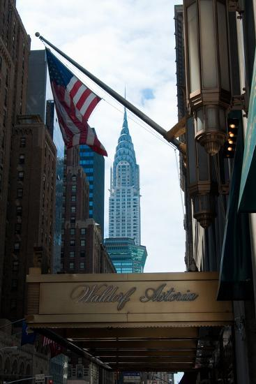 Chrysler Building II-Erin Berzel-Photographic Print