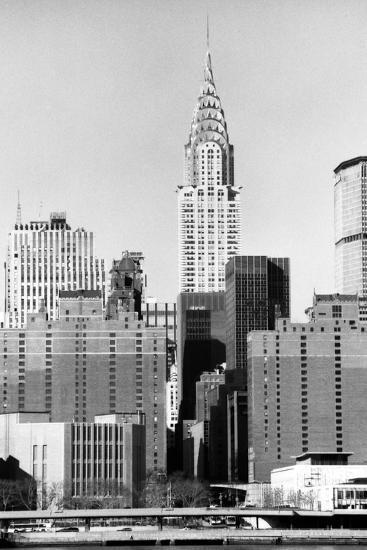 Chrysler Building-Jeff Pica-Photographic Print