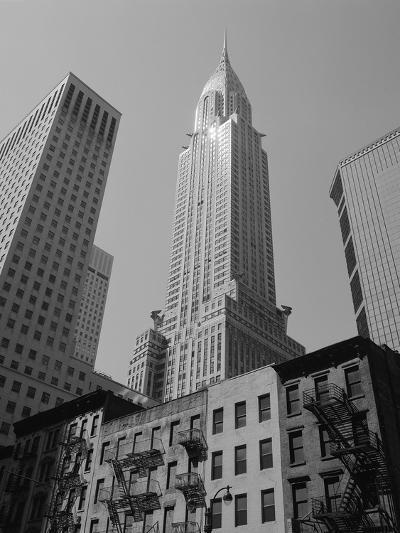 Chrysler Building-Chris Bliss-Photographic Print