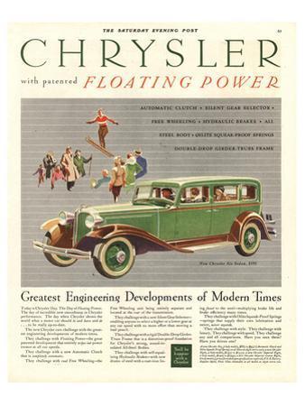 Chrysler Floating Power