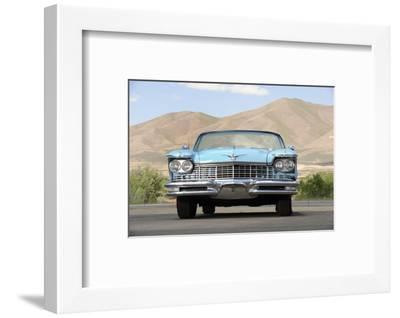 Chrysler Imperial 1957 ex Howard Hughes-Simon Clay-Framed Photographic Print