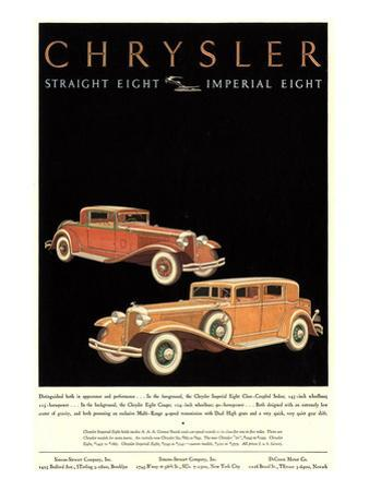 Chrysler Imperial Eight
