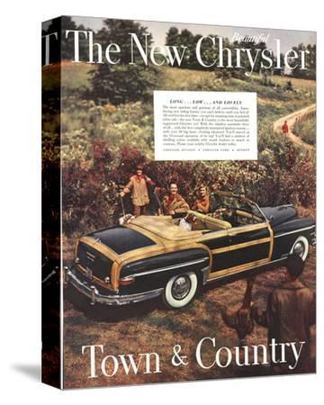 Chrysler Town & Country Conv.