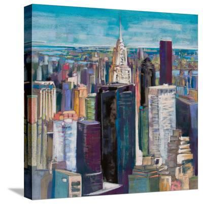 Chrysler--Stretched Canvas Print