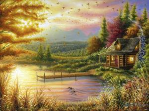 High-Country Cinnamon by Chuck Black