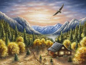 Mountainous Dreams by Chuck Black