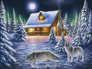 Nighttime Prowl by Chuck Black