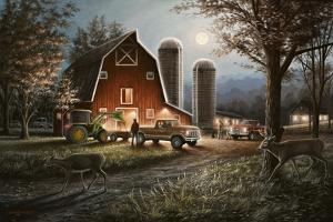 October Nights by Chuck Black