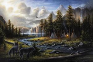 Wild America by Chuck Black