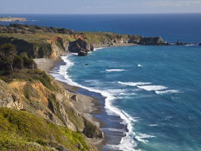 Big Sur Coastline in California, USA by Chuck Haney