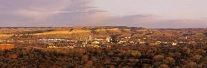 Cityscape, Billings, Montana by Chuck Haney