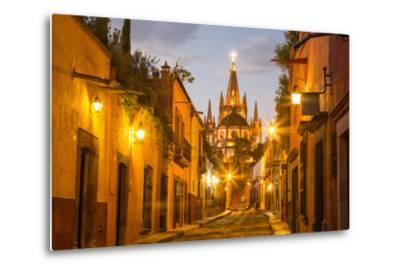 Cobblestones of Aldama Street, San Miguel De Allende, Mexico