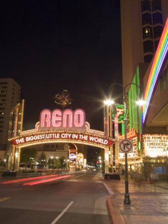 Downtown, Reno, Nevada