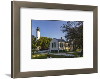 Lighthouse in Key West Florida, USA