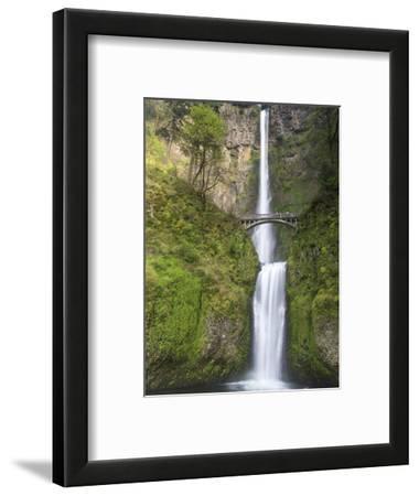 Multnomah Falls, Columbia Gorge National Scenic Area, Oregon, USA