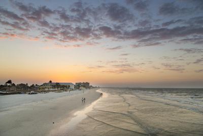 Sunrise at Fort Myers Beach, Florida, USA