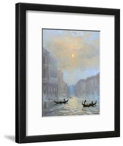 Venice Morning Mist by Chuck Larivey