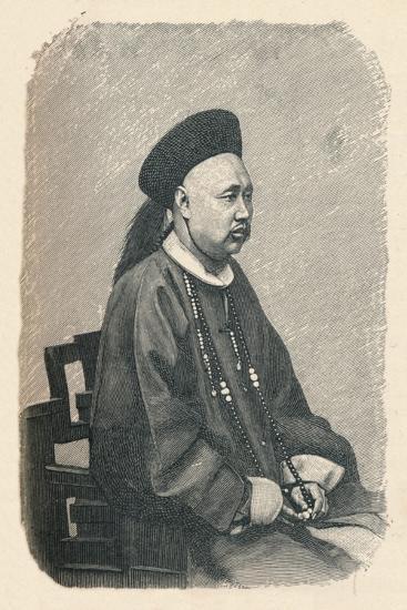 'Chung Hou', c1895, (1904)-Unknown-Giclee Print