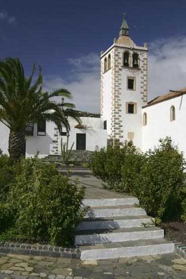 Church, Betancuria, Fuerteventura, Canary Islands-Peter Thompson-Photographic Print