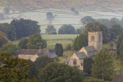 Church, Burnsall, Yorkshire Dales National Park, Yorkshire, England, United Kingdom, Europe-Miles Ertman-Photographic Print