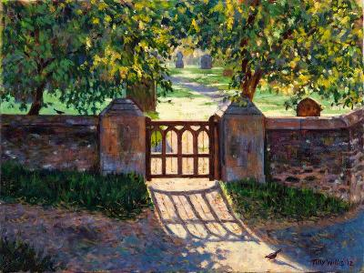 Church Gate, 2012-Tilly Willis-Giclee Print