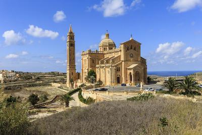 Church. Gozo Island. Malta-Tom Norring-Photographic Print