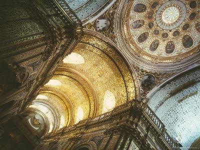 Church Interior, Quito, Ecuador, South America-Oliviero Olivieri-Photographic Print