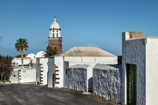 Church Nuestra Senora De Guadalupe, Teguise, Lanzarote, Canary Islands, Spain-Sabine Lubenow-Photographic Print