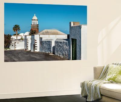 Church Nuestra Senora De Guadalupe, Teguise, Lanzarote, Canary Islands, Spain-Sabine Lubenow-Wall Mural