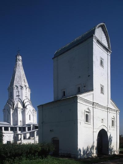 Church of Ascension--Giclee Print