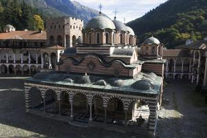 Church of Nativity of the Virgin, Rila Monastery, Sofia, Bulgaria