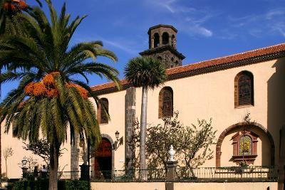 Church of Nuestra Senora De La Concepcion, La Laguna, Tenerife, Canary Islands, 2007-Peter Thompson-Photographic Print