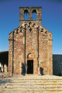 Church of Our Lady of Castro, 11th-12th Century, Oschiri, Sardinia, Italy