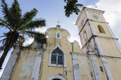 Church of Our Lady of Conception, Inhambane, Mozambique-Alida Latham-Photographic Print