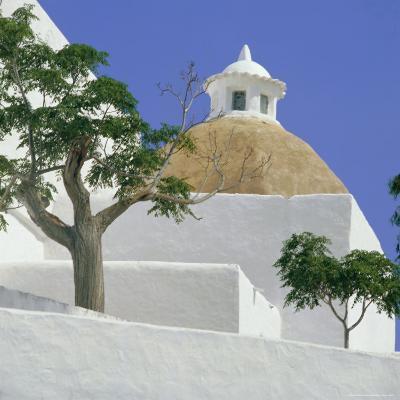 Church of Our Lady of Jesus, Santa Eulalia, Balearic Islands, Spain, Europe-G Richardson-Photographic Print
