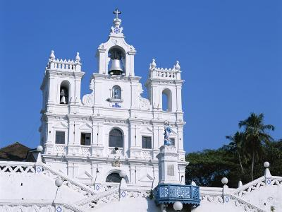 Church of Our Lady of the Immaculate Conception, Panaji, Goa, India--Photographic Print