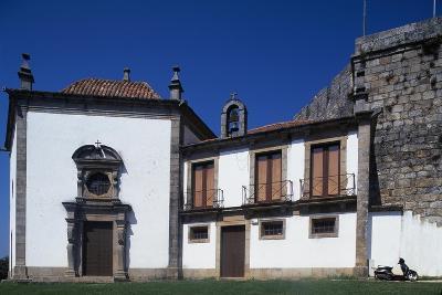 Church of Our Lady of the Incarnation, Castle of Santa Maria Da Feira, Portugal--Giclee Print