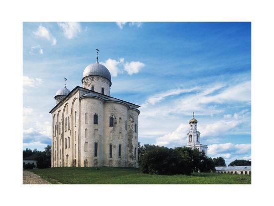 Church of Saint George--Giclee Print