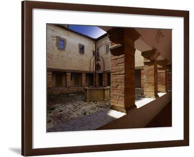 Church of San Bernardino Degli Zoccolanti--Framed Photographic Print