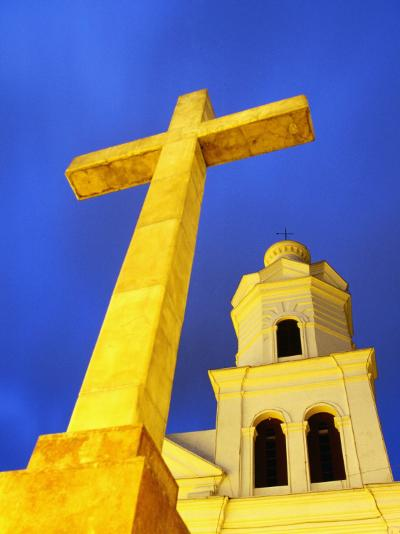 Church of San Sebastian-Ryan Fox-Photographic Print