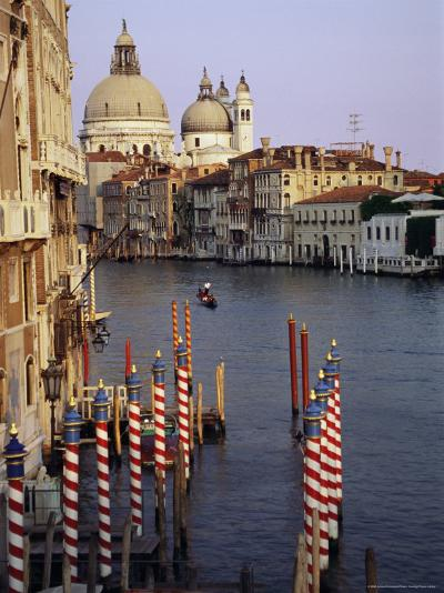 Church of Santa Maria Salute and Grand Canal, Venice, Unesco World Heritage Site, Veneto, Italy-James Emmerson-Photographic Print