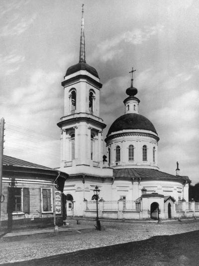 Church of St George the Victorious, Vspolye, Moscow, Russia, 1881- Scherer Nabholz & Co-Photographic Print